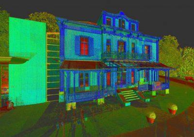 3D scan Airborne Museum Hartenstein Oosterbeek