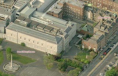 Inmeten National Gallery of Ireland Dublin voor Octatube