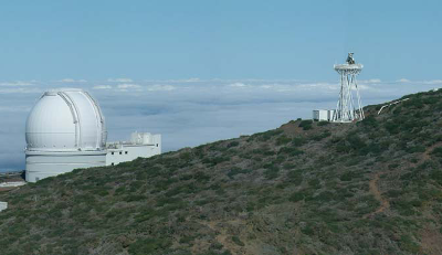 Dutch Open Telescope op La Palma