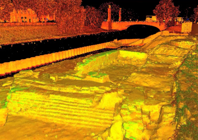 Verslag opname 3d archeologie St.Jansbolwerk Den Bosch