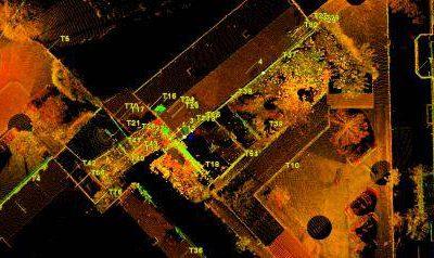 3D scan Het Pand Louwschepoort 47 Den Bosch