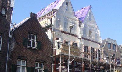 Herstel stadsgezicht op Hooge Steenweg Den Bosch
