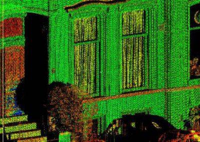 3d scan Amsterdam Plantage Parklaan