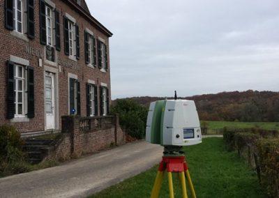3D laserscannen Nieuw-Erenstein Kerkrade