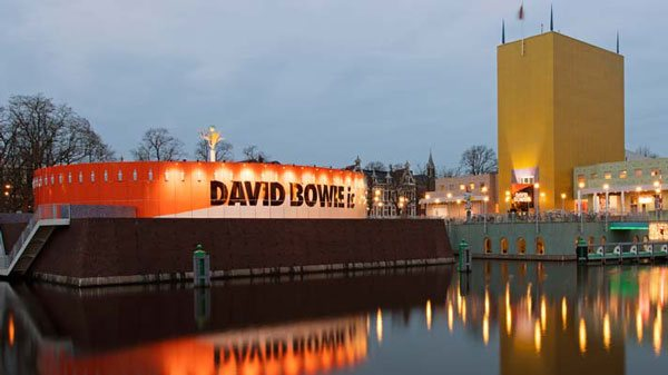 Expo David Bowie Is Groninger Museum
