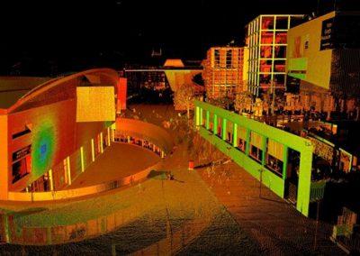 Centrale maatvoering voor nieuwe entree Van Gogh Museum