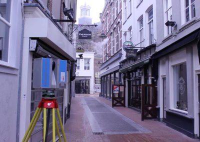 Stadsmaquette Kerkstraat Den Bosch