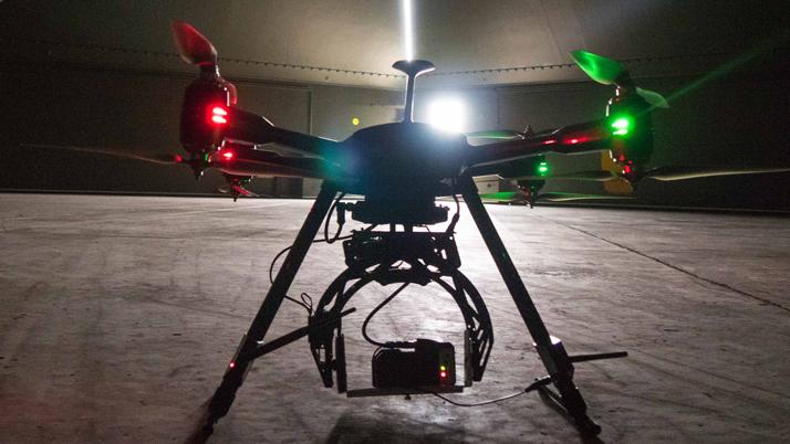 3D meten drone