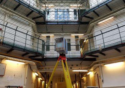 Gevangenis Amsterdam wordt ingescand voor herbestemming