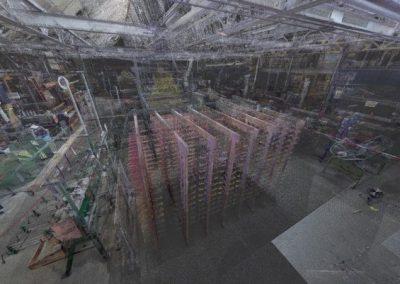 3D scan industrieel erfgoed van Weverijmuseum te Geldrop