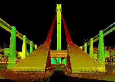 3D scannen Galecopperbrug Utrecht