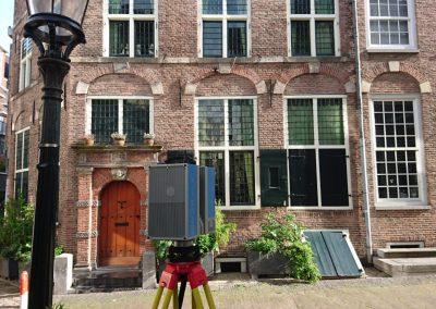 3D scannen Filmhuis 't Hoogt Utrecht