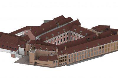 3D scannen Amsterdam Museum voor verbouwing