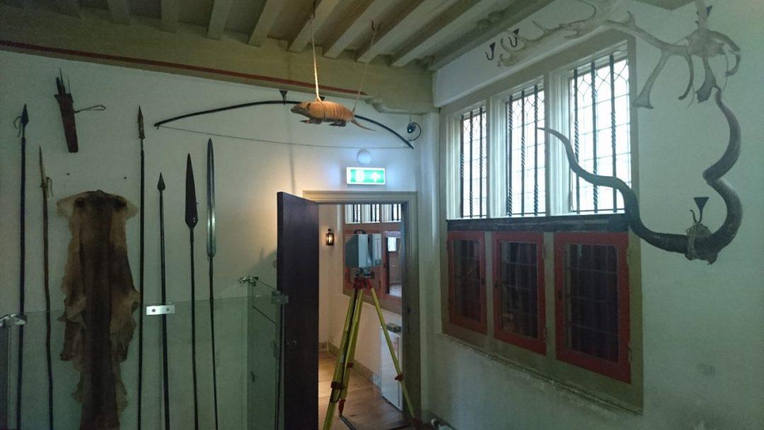 interieur Rembrandthuis