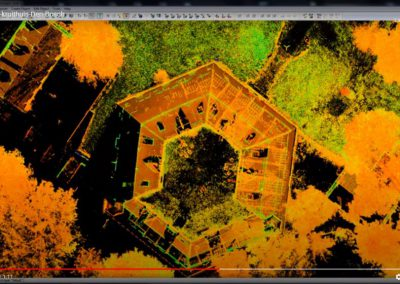 3D scan Kruithuis Den Bosch voor herbestemming
