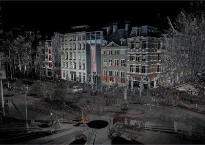 3D scannen museum het Rembrandthuis