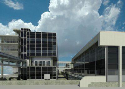 3D model Gemini TU Eindhoven voor renovatieplannen