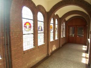 interieur Damianenklooster