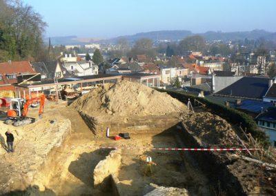 3d archeologie Kasteelruïne Valkenburg