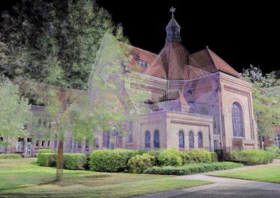 Landgoed en klooster Eikenburg Eindhoven 3D in kaart