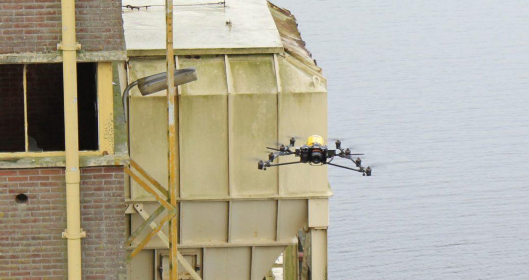 3D inmeten met drone