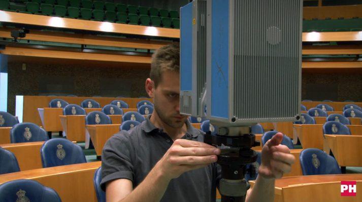 3D model Binnenhof: Scan to BIM op het hoogste niveau