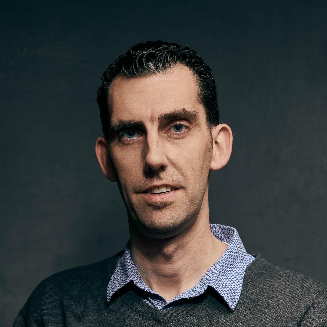 portret van Martijn Kivits