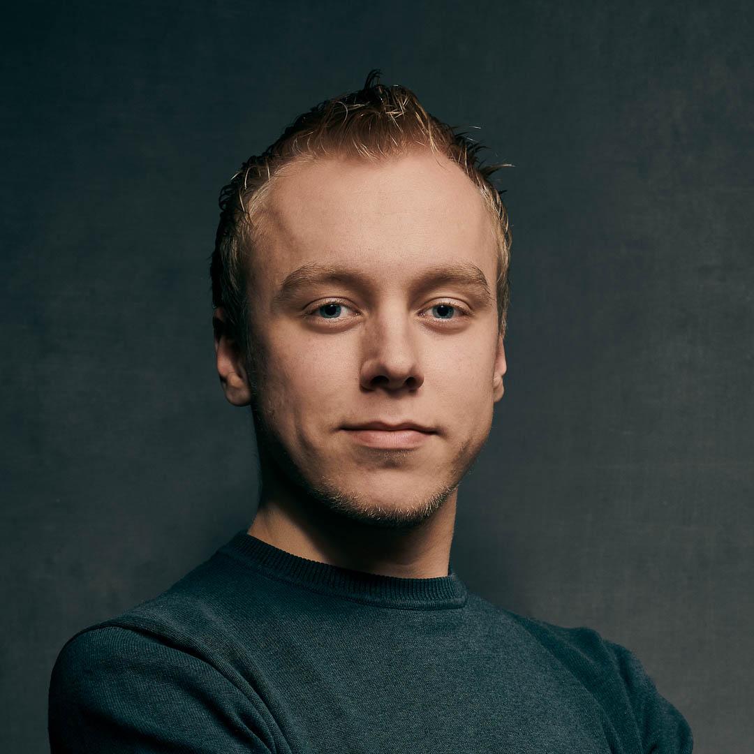 PelserHartman - portret van Thom van de Meerendonk