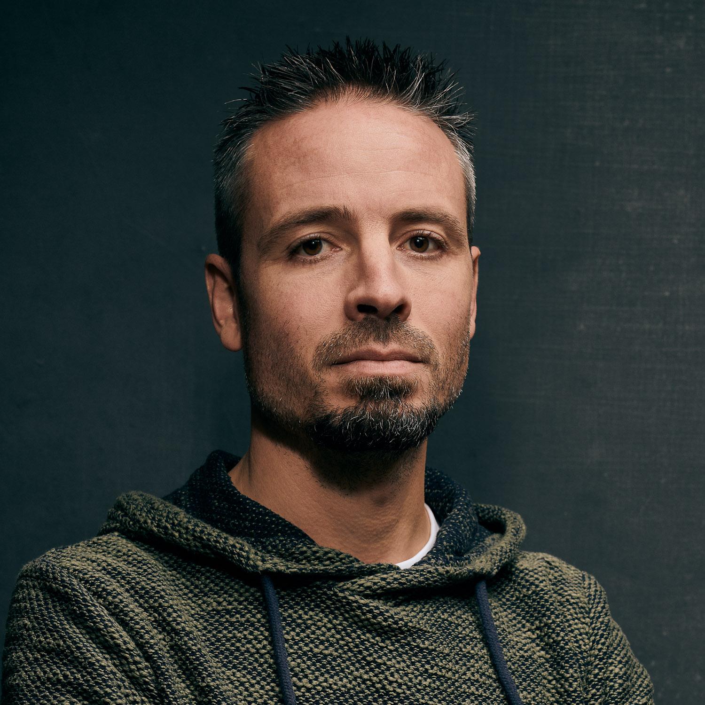 Portret van Klaas Pelser