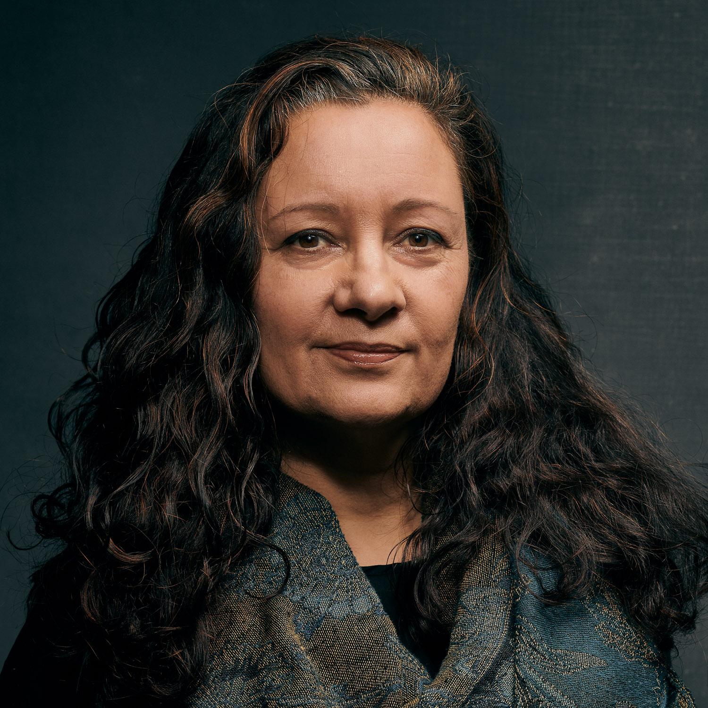 Portret van Nicoline Maes