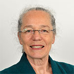 Pia van Oord-Wiessing, voorzitter stichting Midden-Delfland is Mensenwerk