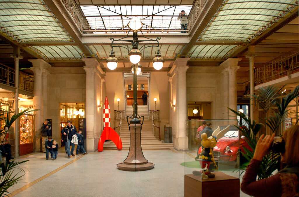 Toewijzing Belgisch Stripmuseum aan PelserHartman
