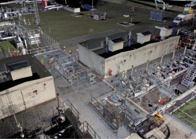 Van den Heuvel vervangt leidingwerk op basis van 3D scans van PelserHartman